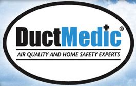 Duct Medic Website Design and SEO