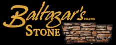Baltazar stone logo