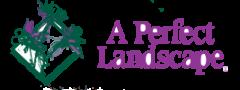 a perfect landscape logo
