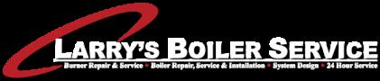 larrys boiler service logo