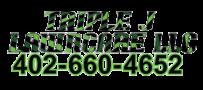 triple j lawn care logo