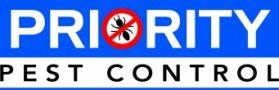 priority pest control logo