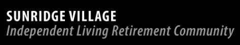 sunridge village logo