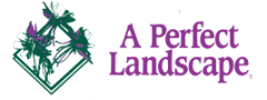 a perfect landscape logo