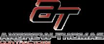 andrew thomas contrators logo