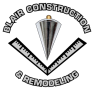 blair construction logo