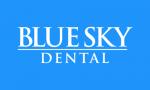 blue sky dental logo