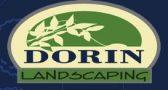 dorin landscaping logo