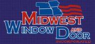 midwest window and door logo