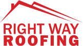 right way roofing logo
