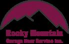 rocky mountain garage door logo