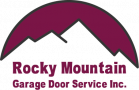 rocky mountain garage door logo