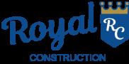 royal construction logo