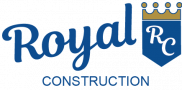 royal construction logo