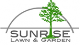 sunrise lawn and garden logo